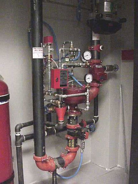 Edp Environments Inc Services Fire Suppression Systems